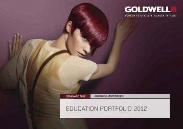 EDUCATION PORTFOLIO 2012 - Friseurjobagent.at