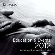 Kérastase Education & Events 2012 - Friseur.com
