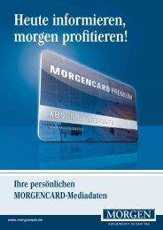 Mediadaten Mannheimer Morgen (PDF)