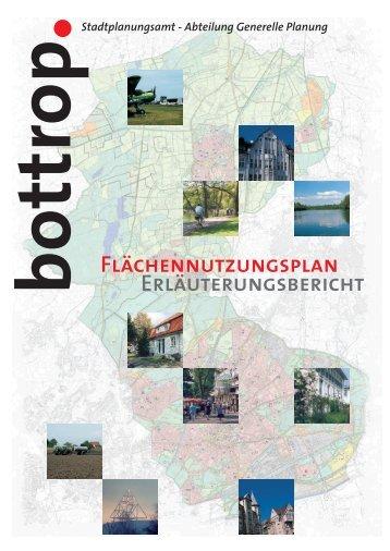 Erläuterungen zum Flächennutzungsplan - Bottrop