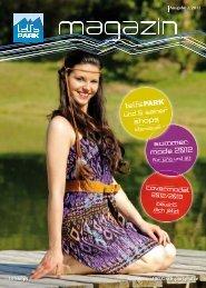 telfsPARK Magazin 02/2012 (.pdf)