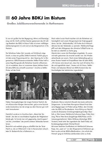 Oktober 2007 - BDKJ Fulda
