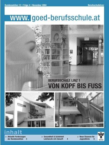www. goed-berufsschule.at - GÖD - Bundessektion 12 ...