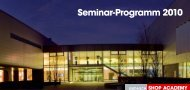 Seminar-Programm 2010