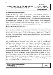 2012 Öko Versuchsbericht Kohlrabi Sortenversuch