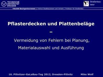 Vermeidung von Fehlern bei Planung - Landwirtschaft in Sachsen
