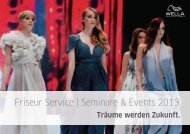 Friseur Service | Seminare & Events 2013 - imsalon.at