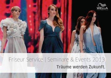 Friseur Service | Seminare & Events 2013 - imsalon.at