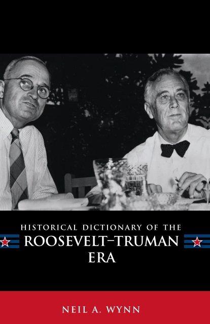 Historical_Dictionary_of_The_Roosevelt-Truman_Era