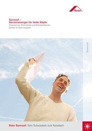 Sunroof – Sonnenenergie für helle Köpfe Roto Sunroof ... - B+I-Solar