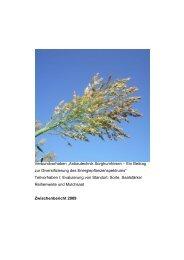 LfULG Schriftenreihe - Landwirtschaft in Sachsen - Freistaat Sachsen