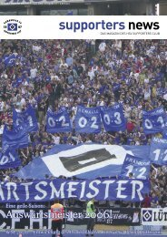 supportersnews - HSV-Supporters