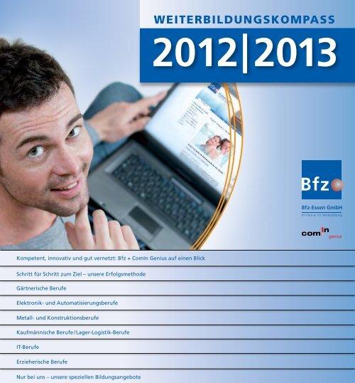 2012|2013 - Bfz-Essen GmbH