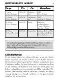 Kirchennachrichten - Kirchgemeinde Rückmarsdorf/Dölzig - Seite 4