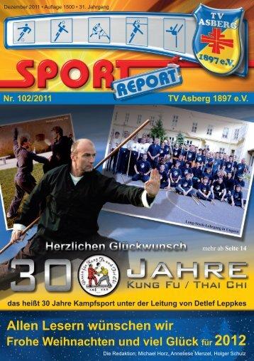 Allen Lesern wünschen wir - TV Asberg 1897 eV