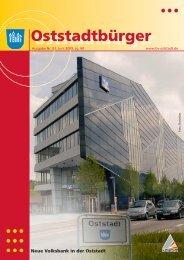 Oststadtbürger Oststadtbürger - KA-News