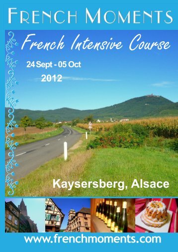 The course - French Moments