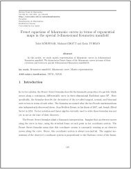 Frenet equations of biharmonic curves in terms of ... - Saber ULA