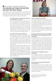 Interview als PDF downloaden - Biovision