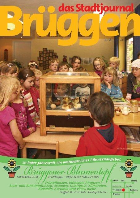 Nr. 56 | Mai 2012 anzenangebot - Stadtjournal Brüggen