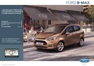 FORD B-MAX - Frenken-Garage AG