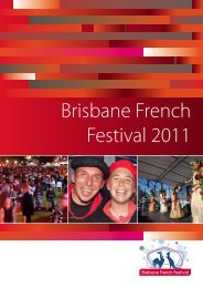 Brisbane French Festival 2011