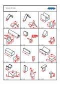 Nockenkatalog Cleat Catalog - Norditec Antriebstechnik GmbH - Page 7