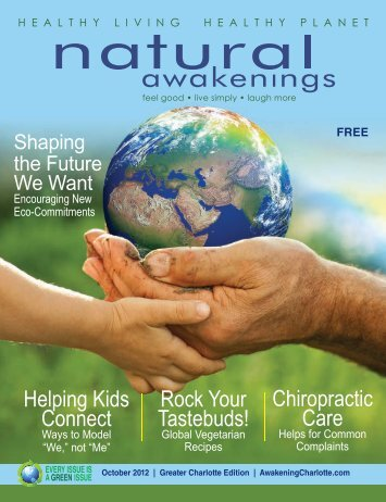 October 2012 Issue - Natural Awakenings Magazine Charlotte