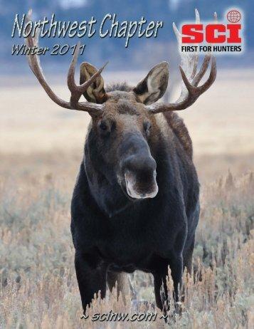 Winter 2011 - Safari Club International Northwest Chapter
