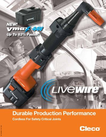 Durable Production Performance 44V - Apex Tool Group