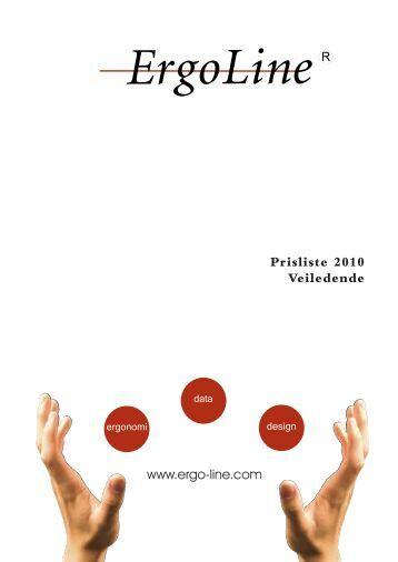 VEIL. prisliste 2010 EXCEL - ErgoLine