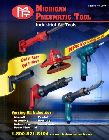 michigan pneumatic tool, inc. - ToolsUnlimited.com