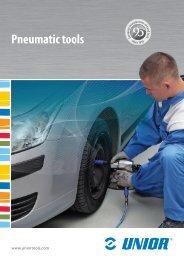 Pneumatic tools - Unior