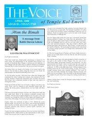 April Voice.pub - TKE Current Events and Member Information ...