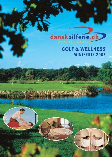 GOLF & WELLNESS