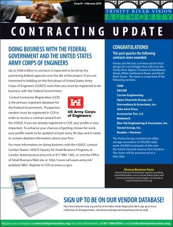 TRVA Fair Contracting Update - Issue IV - Ware & Associates, Inc.
