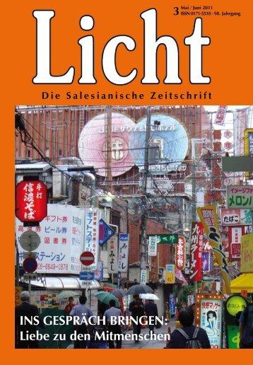 Liebe zu den Mitmenschen - Franz Sales Verlag