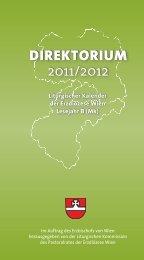 direktorium 2011/2012 direktorium 2011/2012 - Firmung