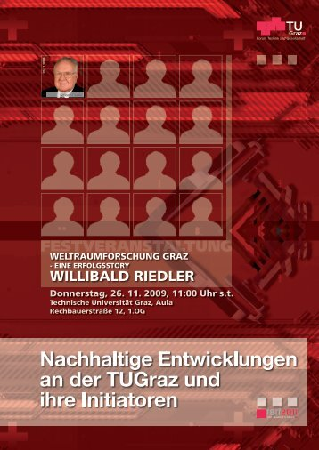 Weltraumforschung in Graz - Austria-Forum
