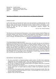 Blockseminar: Visuelle Literatur Dozenten: Britta ... - horn-netz.de