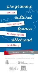 April 2013 (PDF, 1 - Montpellier-Haus Heidelberg