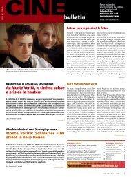 Monte Verità: Schweizer Film strebt in neue Höhen ... - Cine-Bulletin