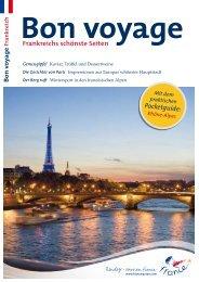 Bon voyage Frankreichs schönste Seiten