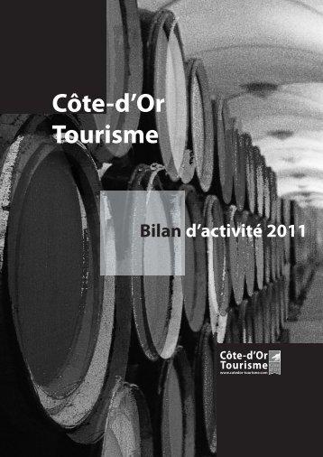 Côte-d'Or Tourisme : www.pro