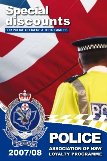 POLICE - Showcase Publications