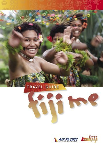Fiji - Selling Long Haul