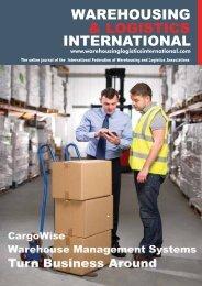 ifwla - Warehousing and Logistics International
