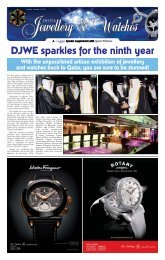 DJWE sparkles for the ninth year - Qatar Tribune