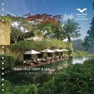 E-brochure - Maya Ubud