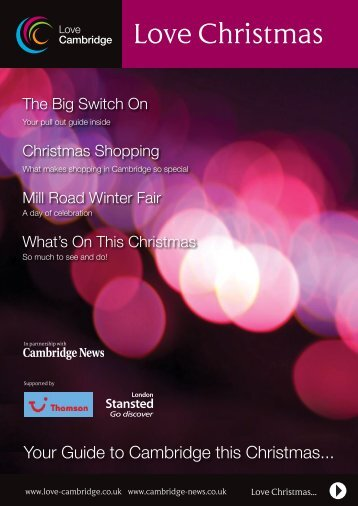 Love Christmas - Love Cambridge